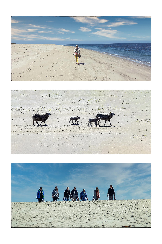 Winfried Toussaint - Strandläufer